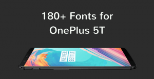 OnePlus-5t-Fonts