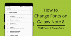 Change-Font-Galaxy-Note-8-No-Root