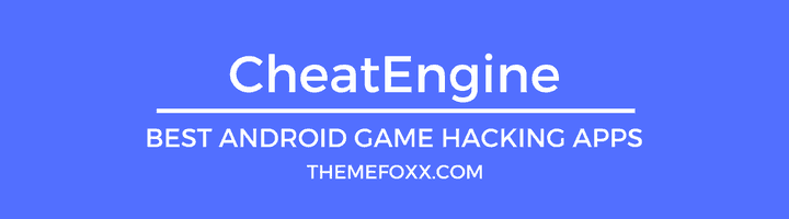 Game-Hacking-Apps-Android-CheatEngine