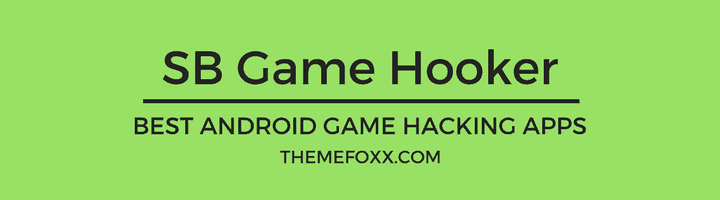 Game-Hacking-Apps-Android-sbgamehooker