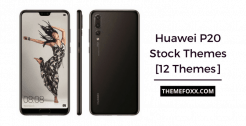 Huawei P20 Stock Themes • Download Huawei P20 Stock Themes for All EMUI Devices