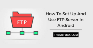Setup-Use-FTP-Android