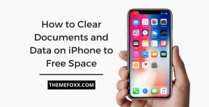 documents and data iPhone • How to Clear Documents and Data on iPhone to Free up Space