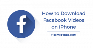 download facebook videos iphone ios • How to Download Facebook Videos on iPhone/iOS