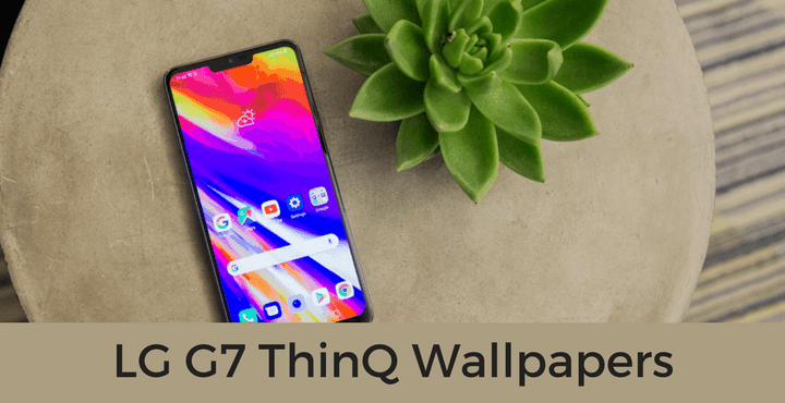 LG G7 ThinQ Wallpapers • Download LG G7 ThinQ Stock Wallpapers