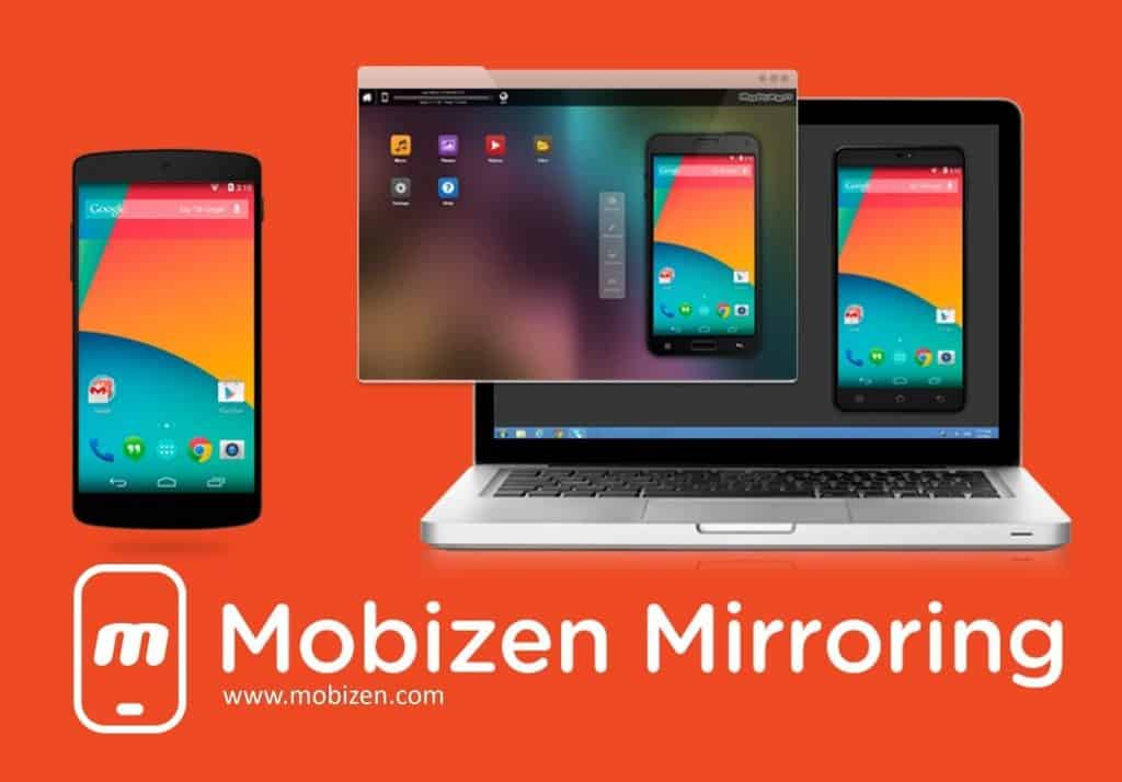 Mobizen • Steps To Mirror Android To PC [No Root Required]