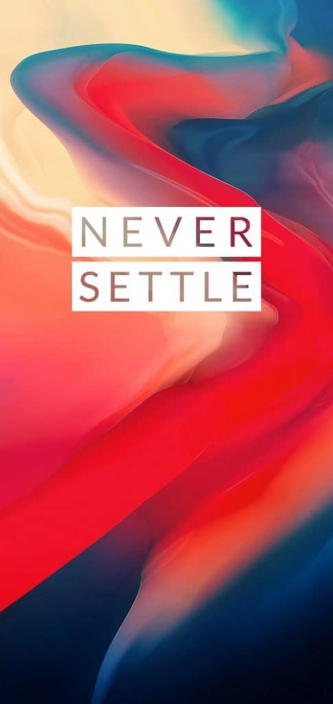 OnePlus-6-Wallpapers-Never-Settle
