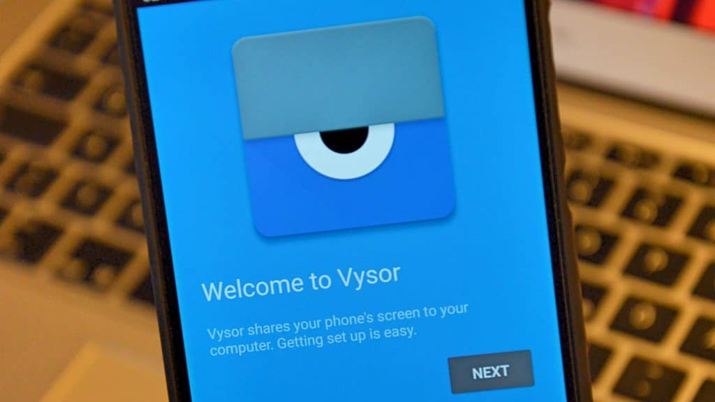 vysor 1 • Steps To Mirror Android To PC [No Root Required]