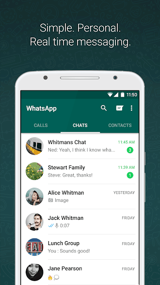 Best Android Apps WhatsApp 1 • 22 Free Best Android Apps That You Must Have [By Category]