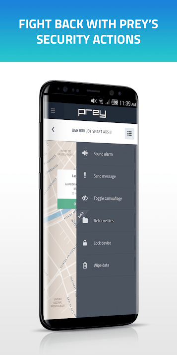 Anti-theft-Android-tracking-apps