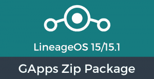 lineage-os-15-1-gapps