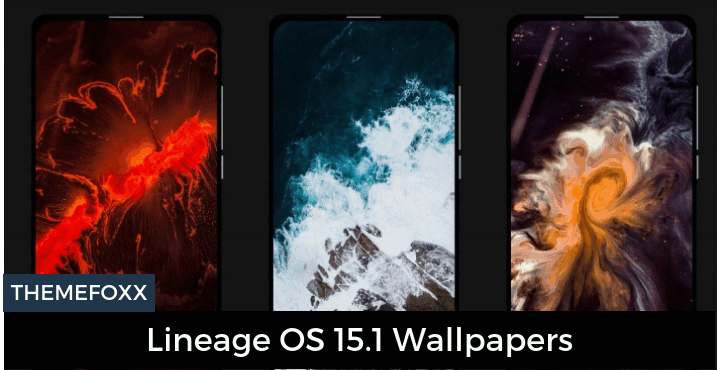 LineageOS-15-1-Wallpapers