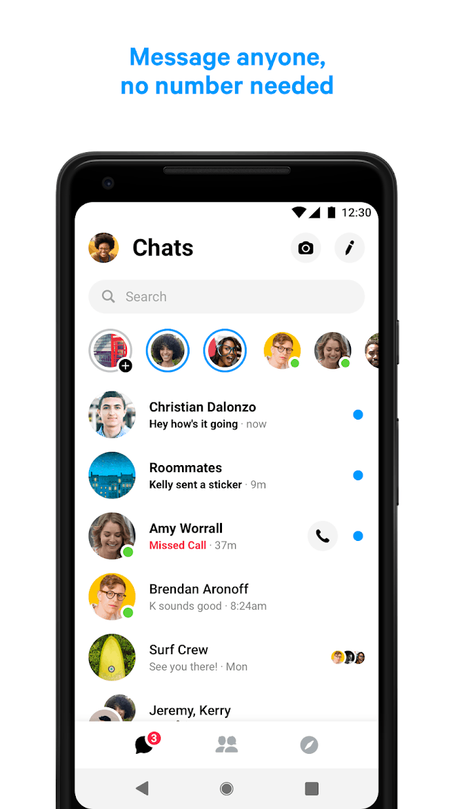 Internet-text-messaging-apps-Android-Messenger-1