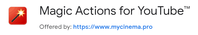 Best-Chrome-Extensions-YouTube-Magic-Actions-for-YouTube