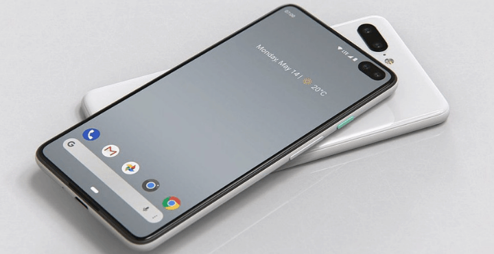 google-pixel-4-leak-suggests-no-physical-buttons-and-punch-hole-front-camera