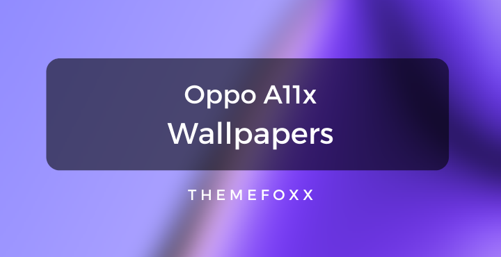 Oppo-A11x-Wallpapers