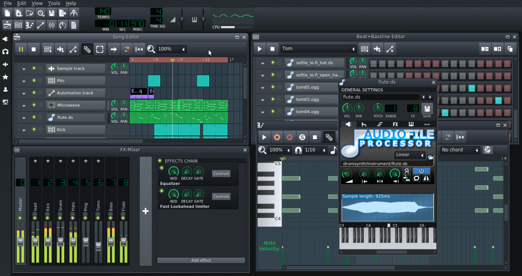 Best-Free-Beat-Making-Software-LMMS