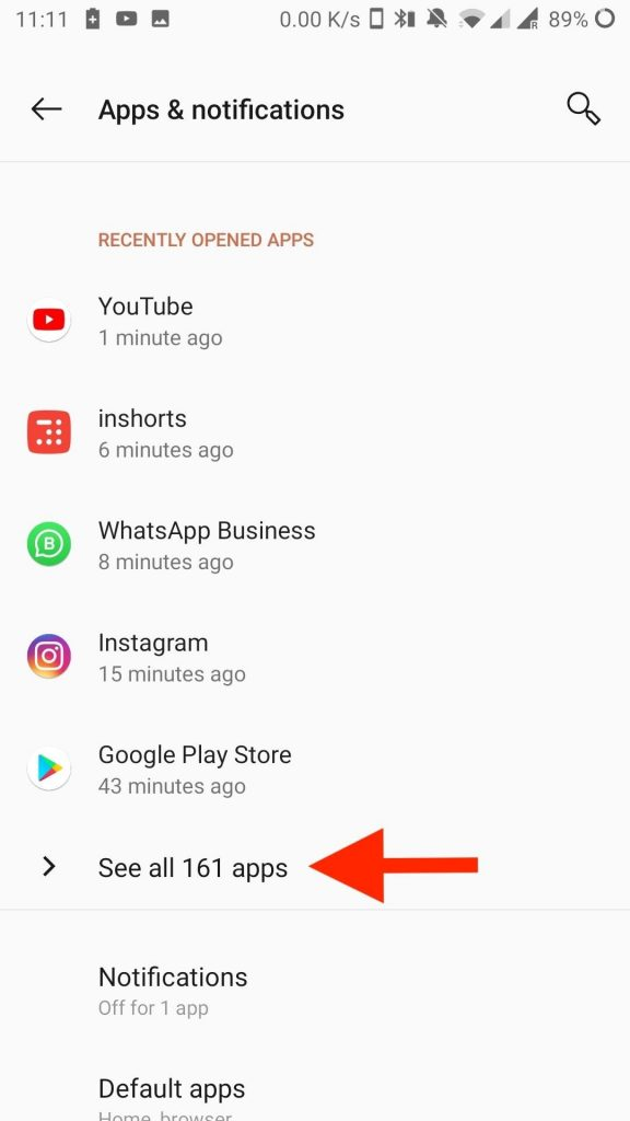 Fix-Facebook-App-Crash-On-Android-Clear-App-Cache-2