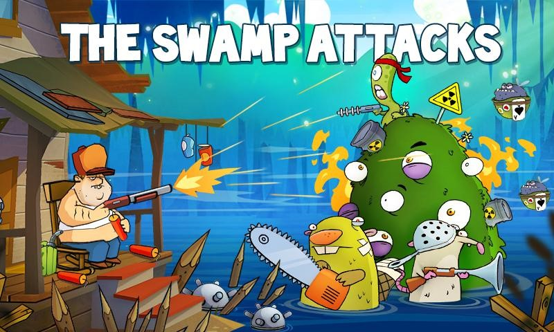 Mobile-Games-You-Can-Play-Without-WiFi-The-Swamp-Attacks